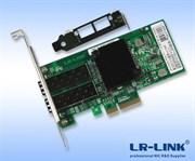 Сетевая карта LR-LINK LREC9702HF-2SFP