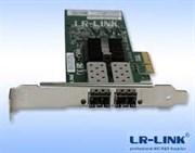 Сетевая карта LR-LINK LREC9702EF-2SFP