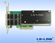 Сетевая карта LR-LINK LREC9902BF-2QSFP+