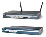 Маршрутизатор Cisco 1801W-AG-C/K9